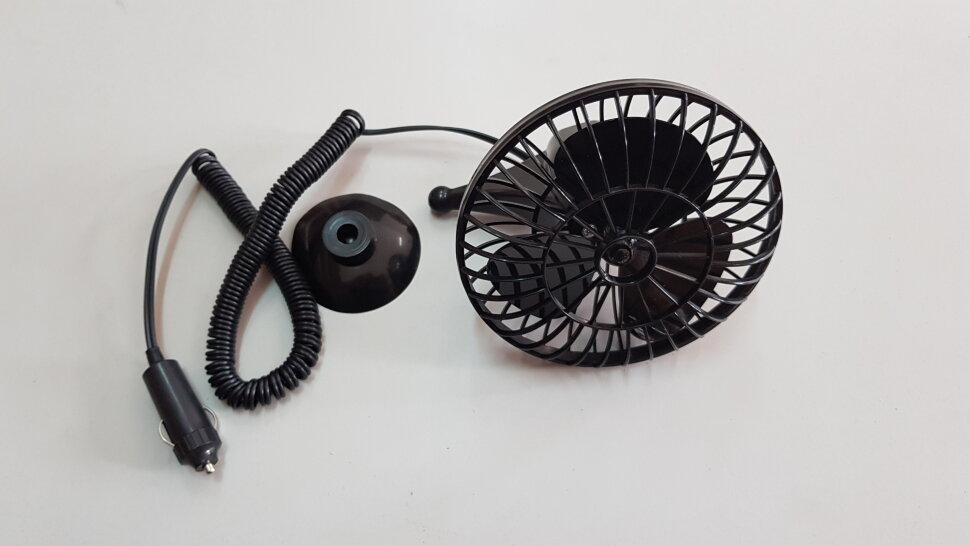 Вентилятор в кабину на присоске d=125