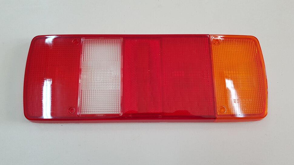 Стекло заднего фонаря VW-MAN 5-секционное