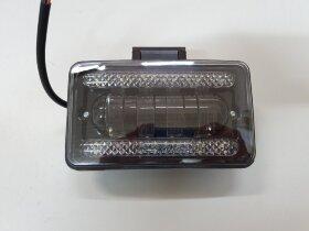 Фара противотуманная прямоугольная дальний свет 4LED